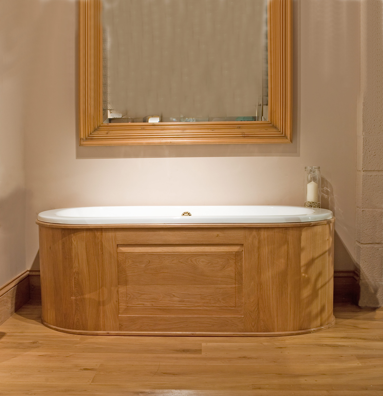 baby ness gusseiserne badewanne f r unterbau. Black Bedroom Furniture Sets. Home Design Ideas