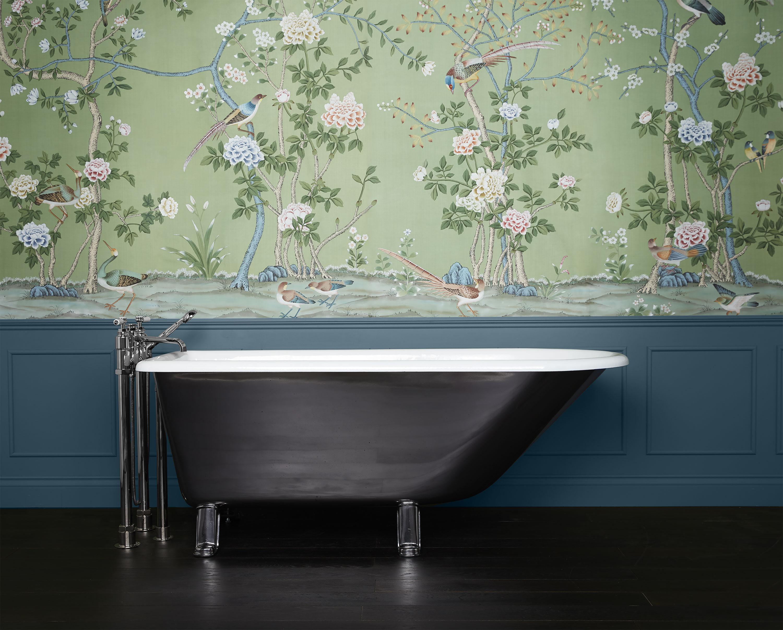 wandle badewanne auf f en. Black Bedroom Furniture Sets. Home Design Ideas
